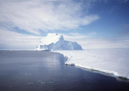NASA &copy;<br>Антарктида