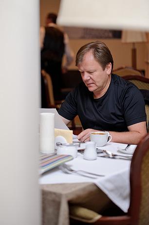 Игорь Бутман<br>ФОТО Алексея Баранова ©