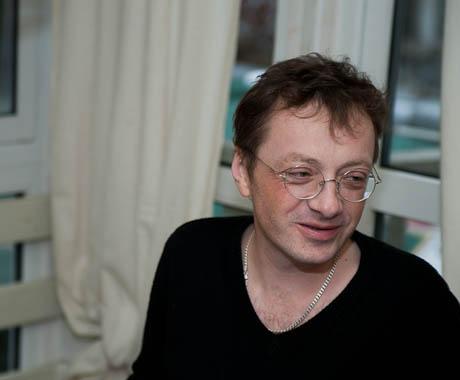 Музыкант Глеб Самойлов <br>ФОТО Алексея Баранова