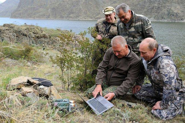 пресс-служба президента России ©